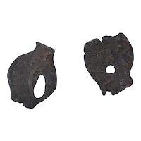 Ancient Coins Alexander Jannaeus Hasmonean Judea 103-76 BC Lepton Widow's Mite
