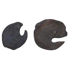 Alexander Jannaeus Hasmonean Judea Lepton 103-76 BC Widow's Mite Ancient Coins