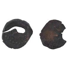 Ancient Alexander Jannaeus Coins Hasmonean Judea 103-76 BC Lepton Widow's Mite