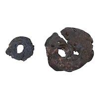 Ancient Alexander Jannaeus Coins Hasmonean Judea 103-76 BC Widow's Mite Lepton