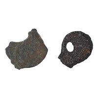 Ancient Alexander Jannaeus Coins Hasmonean Judea Widow's Mite Lepton 103-76 BC