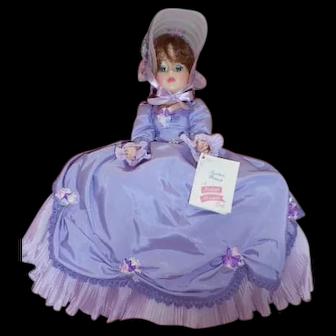 "Madame alexander "" Agatha "" #2230 Doll NIB"