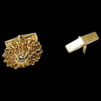 Vintage 14k Gold Cufflinks