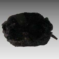 Antique Victorian Fur Muff