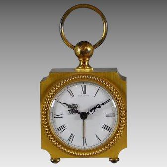 Travelling Alarm Clock by Hour Lavigne circa 1960/1970