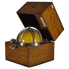 Russian Navy Celestial Navigation Globe 1977