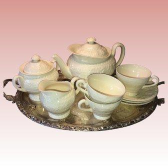 "Wedgwood ""Wellesley of Etruria and Barlaston"" Tea Service, Very Rare, Fabulous Condition"