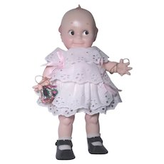 Kewpie Cameo Doll Original Rose O'Neill Design, Jesco 1983