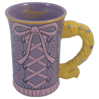 Walt Disney's Rapunzel Collectible Cup Mug