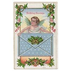 E. Nash Original Postcard c 1910