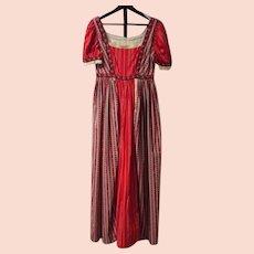 1970's Lazillotti Buzz Buzz Festival Dress