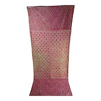 Antique Traditional Wedding Shawl Chaddar- Flower Craft- Phulkari