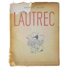 Lautrec Dessins, Edouard Julien, France, 1951
