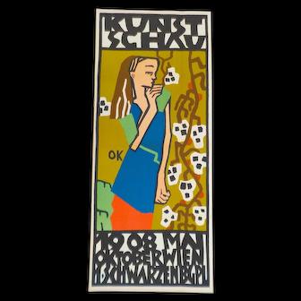 Kunst Schau Poster from Das Deutsche Plakat: Von Den Anfangen Bis, 1965
