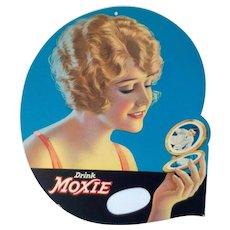 Drink Moxie Fan, 1925