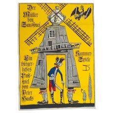 Summer Spiele Poster from Das Deutsche Plakat: Von Den Anfangen Bis, 1965