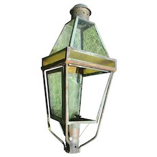 Beacon Hill Boston Gas Street Lamp