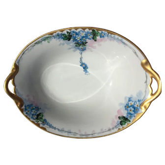 Hand Painted Nippon Japanese Bowl