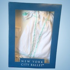"Tonner ""New York City Ballet"" outfit"