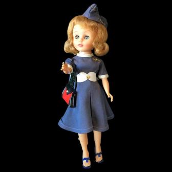 10-1/2 Toni stewardess