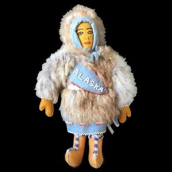 Old Eskimo Doll