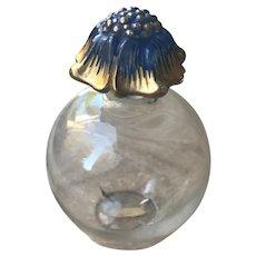 1924 Ciro Bouquet Vintage Perfume Bottle