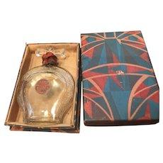 Vintage Doret Jamsim Perfume Bottle