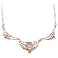 Theodore Klotz - Sterling Silver Necklace - Germany - TEKA