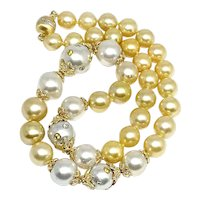 "Diamond Sapphire Cultured South Sea Pearl 14kt 14.6 Mm 18"" Necklace CERTIFIED $16,500 821388"