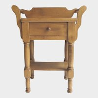 Vintage Doll Wash Stand for Dollhouse