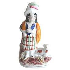 Antique Staffordshire Figurine