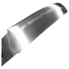 Tantou Antique Japanese Short Sword signed 'Masakatsu' 1840s