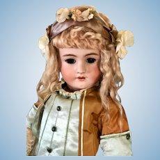 "32"" Simon & Halbig Doll Antique Handwerck German Bisque Doll"