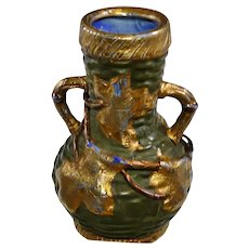 Amphora Pottery Art Nouveau vase Turn Teplitz c.1901/02 Attributed to RS&K