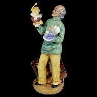 Royal Doulton Punch and Judy Man HN2765 Retired