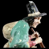 Royal Doulton Figurine   The MASK Seller    HN2103