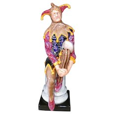 Royal Doulton England The Jester Figurine HN2016 RARE and in MINT condition