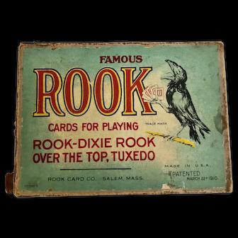Vintage Rook Card Game