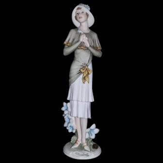Giuseppe Armani signed Florence figurine Bluebell 1244P
