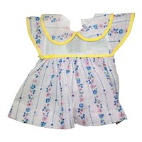 """Doll Clothes - Vintage dress for 12"""" to 13"""" compo doll"""