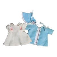 Doll Clothes - Fits F&B Patsy and Like Dolls.