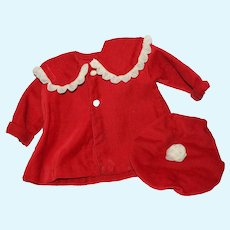 Doll Clothes for Terri Lee or Similar Dolls.
