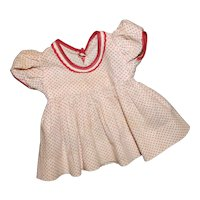 Vintage Doll Dress in E.C.