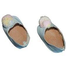 Doll Slipper Shoes.