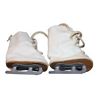 Doll Shoe Ice Skates.