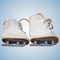 Doll Shoe Ice Skates.