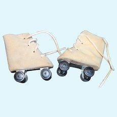 Doll Shoe Roller Skates.
