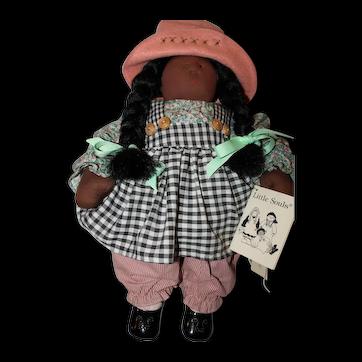 "19"" Little Souls 1989 Cloth Doll Charlotte."