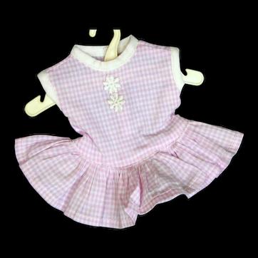 Two (2) Tiny Terri Lee Dresses.