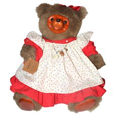 "20"" All Orig Limited Edition Tagged Raikes Bear Rebecca."
